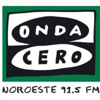 Logo of radio station Onda Cero - Noroeste