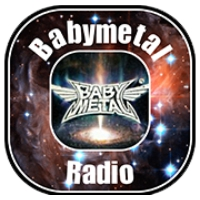 Logo of radio station Babymetal Radio