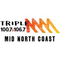Logo of radio station Triple M Mid North Coast 100.7 & 106.7