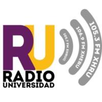 Logo de la radio XHERU Radio Universidad 106.9 FM