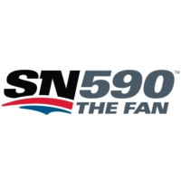 Logo de la radio CJCL Sportsnet 590 The FAN
