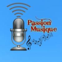 Logo of radio station Passion Musique