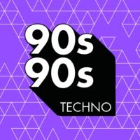 Logo of radio station 90s90s - Techno