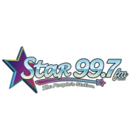 Logo of radio station WXST Star 99.7