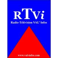 Logo de la radio RVi Radio VAL' Infos