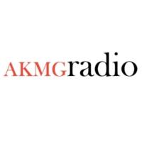 Logo of radio station Akmg Radio