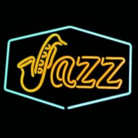 Logo of radio station Jazz
