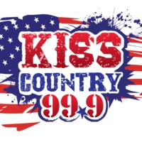 Logo of radio station WKIS KISS Country 99.9
