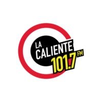 Logo de la radio La Caliente 107.1