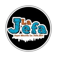 Logo of radio station LaJefa.Net
