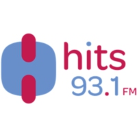 Logo of radio station Hits FM 93.1