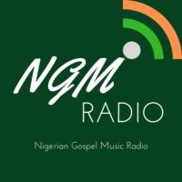 Logo of radio station NGM Radio (Nigerian Gospel Music Radio)