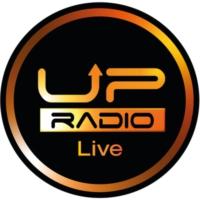 Logo de la radio UP Radio Live