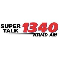 Logo of radio station Super Talk KRMD AM