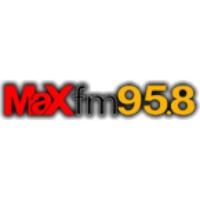 Logo de la radio Max FM 95.8