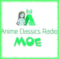 Logo de la radio Anime Classics Radio MOE