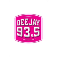 Logo of radio station Deejay 93.5