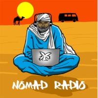 Logo de la radio Nomad Radio