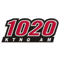 Logo de la radio KTNQ 1020 AM