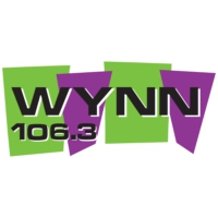 Logo of radio station WYNN 106.3