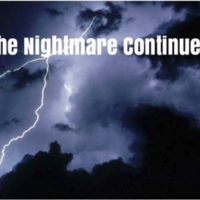 Logo of radio station The Nightmare Continues