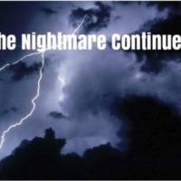 Logo de la radio The Nightmare Continues