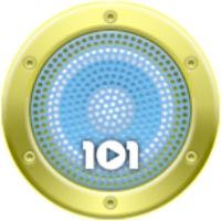 Logo de la radio 101.ru - УКРАИНА