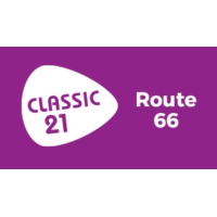 Logo of radio station Classic 21 - Route 66 (RTBF)