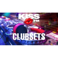 Logo of radio station KISS FM - CLUBSETS
