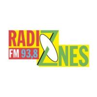 Logo de la radio Radio Zones 93.8 FM