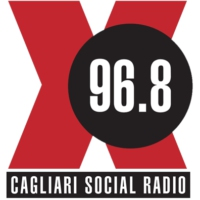 Logo of radio station RADIO X