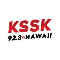 Logo of radio station KSSK-FM 92.3