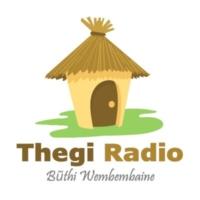 Logo of radio station Thegi Radio