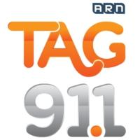 Logo de la radio TAG 91.1