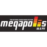 Logo of radio station Megapolis 88.6 FM