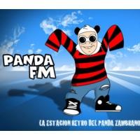 Logo de la radio Panda fm