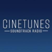 Logo of radio station Cinetunes Radio