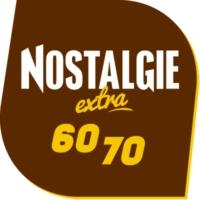 Logo de la radio Nostalgie - Extra 60-70