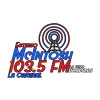 Logo of radio station Estereo McIntosh