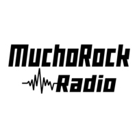 Logo of radio station MuchoRock Radio