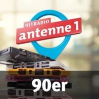 Logo de la radio antenne 1 90er