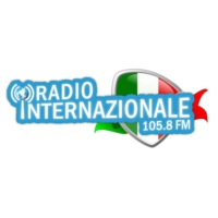 Logo of radio station Radio Internazionale