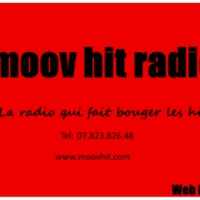 Logo of radio station Moov hit radio