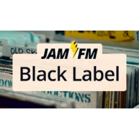 Logo of radio station JAM FM BLACK LABEL