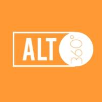 Logo of radio station ALT360