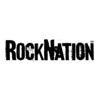 Logo of radio station Rocknation Athens