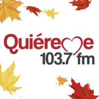 Logo de la radio Quiéreme 103.7 fm