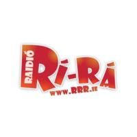 Logo de la radio Raidió Rí-Rá