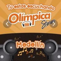 Logo de la radio Olímpica Stereo 104.9 FM - Medellín