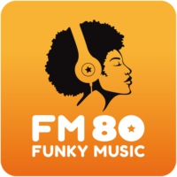 Logo de la radio FM 80 FUNKY MUSIC Radio
